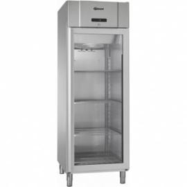 866140041 -Gram COMPACT koelkast met glasdeur KG 610 RG L2 4N - RVS