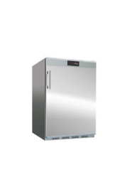 BD115- - VRIEZER TAFELMODEL RVS -15/-24°C 595X595X820mm TOPCOLD