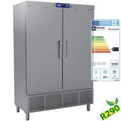 HE1412/R2 - Vrieskast, geventileerd, 2 deuren (1100 liter)