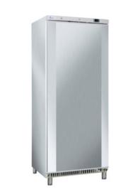 CHEF600- -VRIESKAST 600 LT INOX BUITENZIJDE TOPCOLD