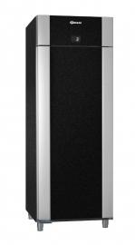 960620081 - Gram SUPERIOR EURO koelkast - euronorm - SUPERIOR EURO K 62 BAG L2 4S - enkeldeurs - zwart