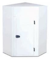 CORNER R1 - KOELCEL CORNER 1320X1320X2100 TEMP + -TOPCOLD