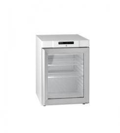 862110461 - Gram COMPACT onderbouw koelkast met glasdeur - KG 210 LG 3W - Wit