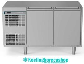 402712000 - Koelwerkbank met 2 deuren zonder werkblad CRIO HPM 2-7001 ALPENINOX