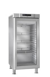 863110281 - Gram COMPACT glasdeur koelkast - COMPACT KG 310 RH 60HZ LM 3M - enkeldeurs - RVS