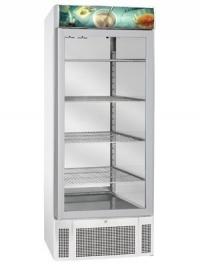 866260510 - Gram MIDI koelkast met glasdeur - MIDI KG 625 LSG 4W - enkeldeurs - verrijdbaar