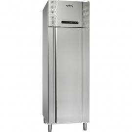 866600041 - Gram PLUS koelkast 2/1 GN - PLUS K 660 RSG 5N - enkeldeurs - RVS/aluminium