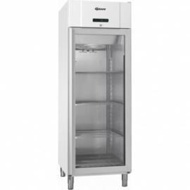 866140061 - Gram COMPACT koelkast met glasdeur KG 610 LG L2 4N - wit