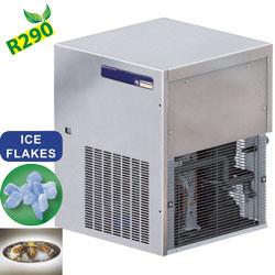 ICE160MAS-R2 - Korrelijsmachine 157 kg lucht gekoeld zonder reserve DIAMOND HORECA
