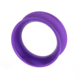 Kaos silicone skin eyelet Royal Purple Pearl