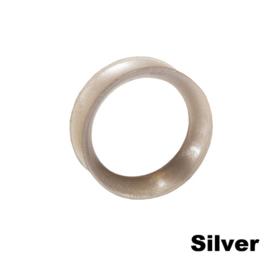 Kaos Silicone Skin Eyelet Silver