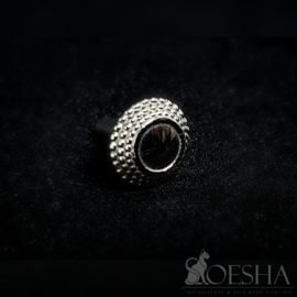 Hera Solid Gold Threaded End