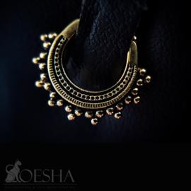 Afghan Hinged Ring
