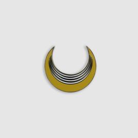Junipurr Logo Pin