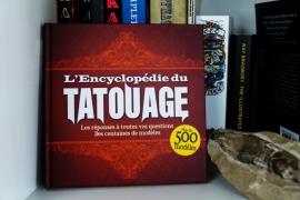 Boek: L'Encyclopédie du Tatouage