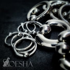 Ball Closure Ring Titanium
