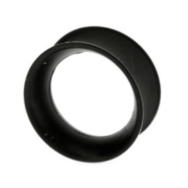 Kaos silicone skin eyelet Black
