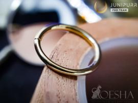 Plain Gold Seam Ring