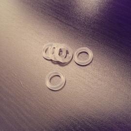 Siliconen O Ring