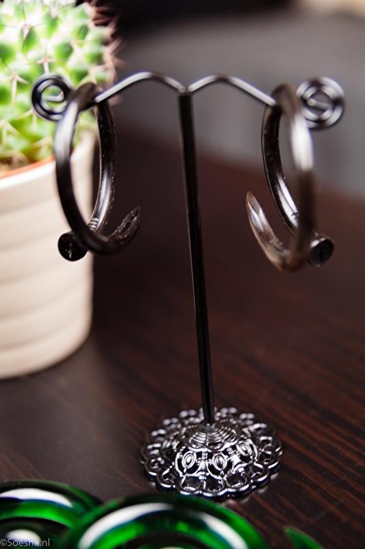 Horn Nail Hangers (Pair)