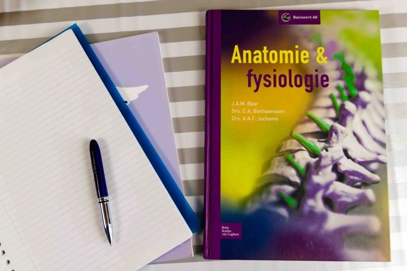 Boek: Anatomie & Fysiologie