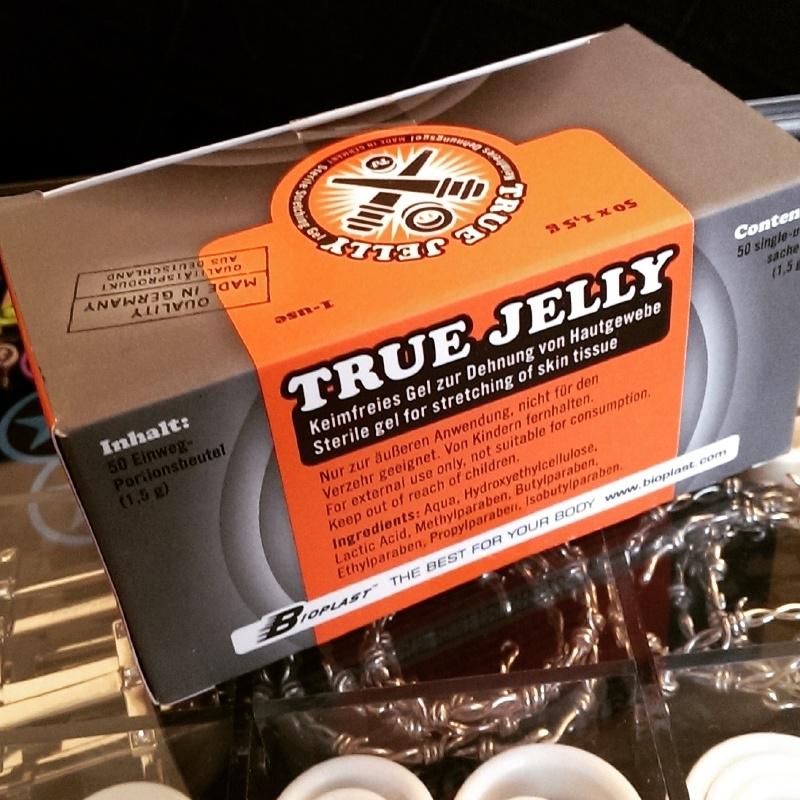 True Jelly Glijmiddel