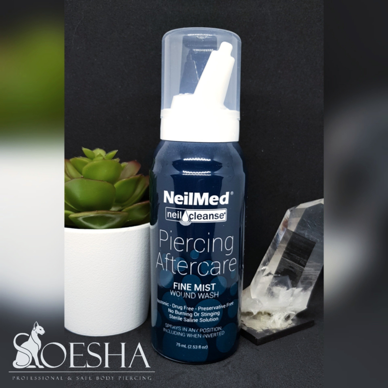 Neilmed Fine Mist Sterile Saline Spray - Travel Size -