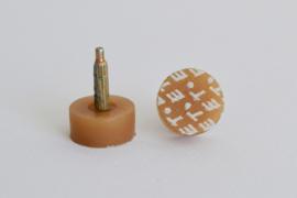 Spijkerhakjes / Stifthakjes Ø 14 mm (#140)
