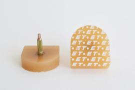 Spijkerhakjes / Stifthakjes 24x26 mm (#615)