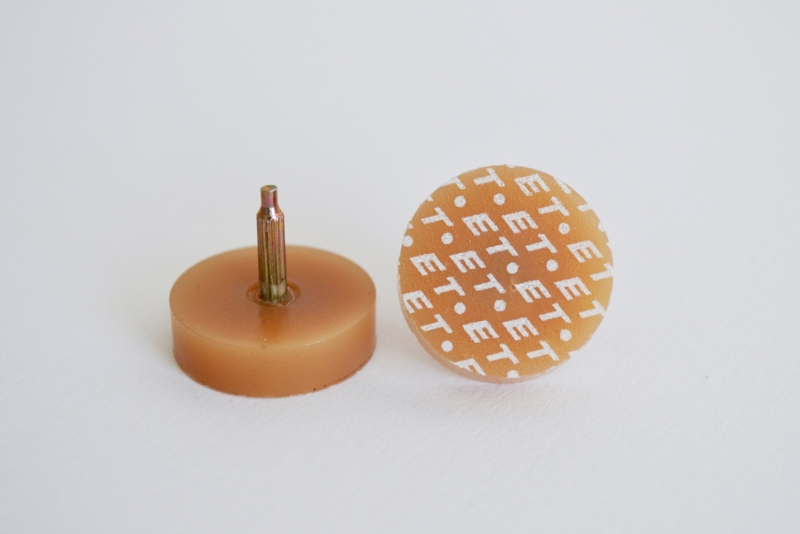Spijkerhakjes / Stifthakjes Ø 23 mm (#230)