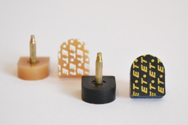 Spijkerhakjes / Stifthakjes 15x18 mm (#611)