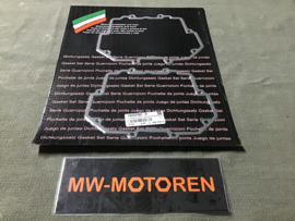 Moto Guzzi Valve cover gasket for square cylinder (2pc) 0,8 mm thickness - big models