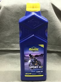 PUTOLINE SPORT R4 15W-50, Semi-Syntetische Motorolie