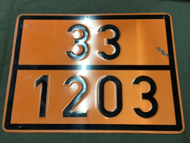 GEVARENBORD 33-1203