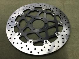 Brembo zwevende remschijf 320 mm serie oro