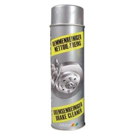 DOOS (12 BUSSEN)  REMMENREINIGER  / BRAKE CLEANER MOTIP 500 ml