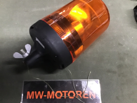 ZWAAILAMP ORANJE (USED) met EMC filter 24V BOSCH