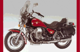 MOTO GUZZI CALI 3, CALIFORNIA 3, CAL III 1000 cc (Bouwjaar 1987-1994)