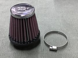 LUCHTFILTER K&N, K en N UNIVERSEEL, ROND RC-2310, 40mm conisch