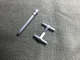 Retainer, Montageset Remblokken Pin Set 05 V50 Nato