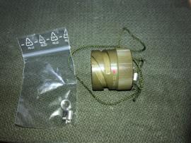 AFDEKKING ELEKTRISCH / Protection cap