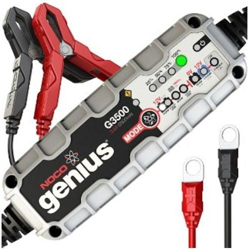 G3500 NOCO GENIUS ACCULADER 6/12v 3,5A