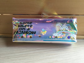 Pennenzakje Rainbow unicorn