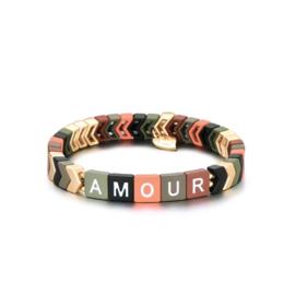 Armband amour multi