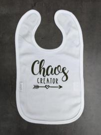 Slab choas creator | wit/kaki