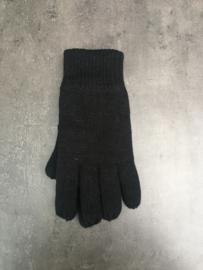 Heren handschoen zwart