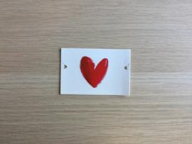 Wenskaartje Heart