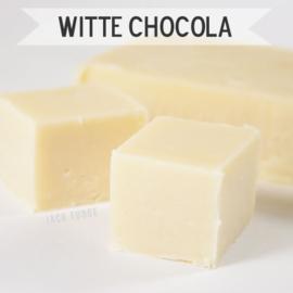 Witte chocolade fudge