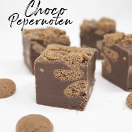Choco Kruidnoten fudge