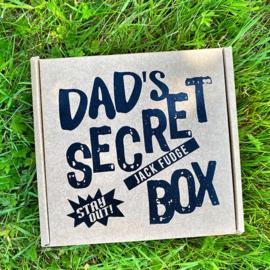 Dad's Secret Fudge Box